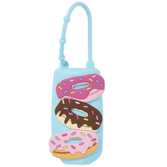 Donut With Sprinkles Hand Sanitizer Holder